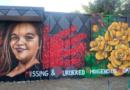 Develación del Mural en Honor a las Mujeres Desaparecidas y Asesinadas