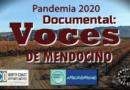 SPACE invita a la presentación del documental: Pandemia 2020/Voces de Mendocino